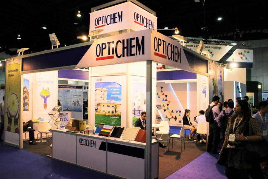 Asia Pacific Coatings Show (APCS) Thailand